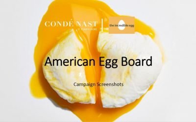 Holiday Campaign Executions: Partnership with Bon Appetit