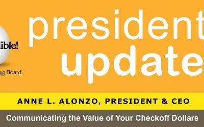 President's Updates