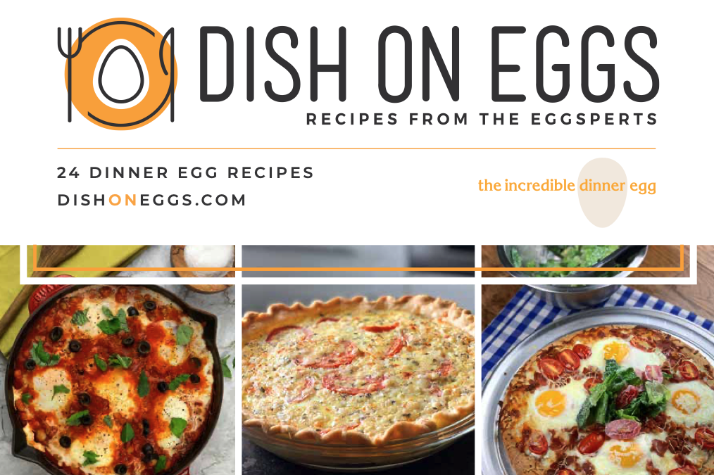 Dish on Eggs Holiday Recipes