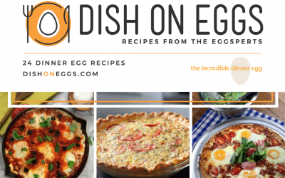 Dish on Eggs Holiday Recipes