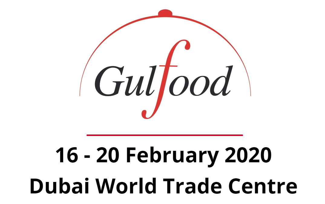 Attend Gulfood in Dubai, February 2020