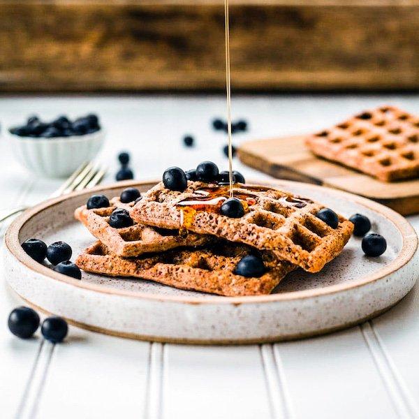 Gingerbread Waffle