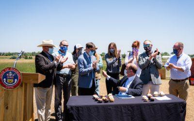 HB20-1343 Bill Signing