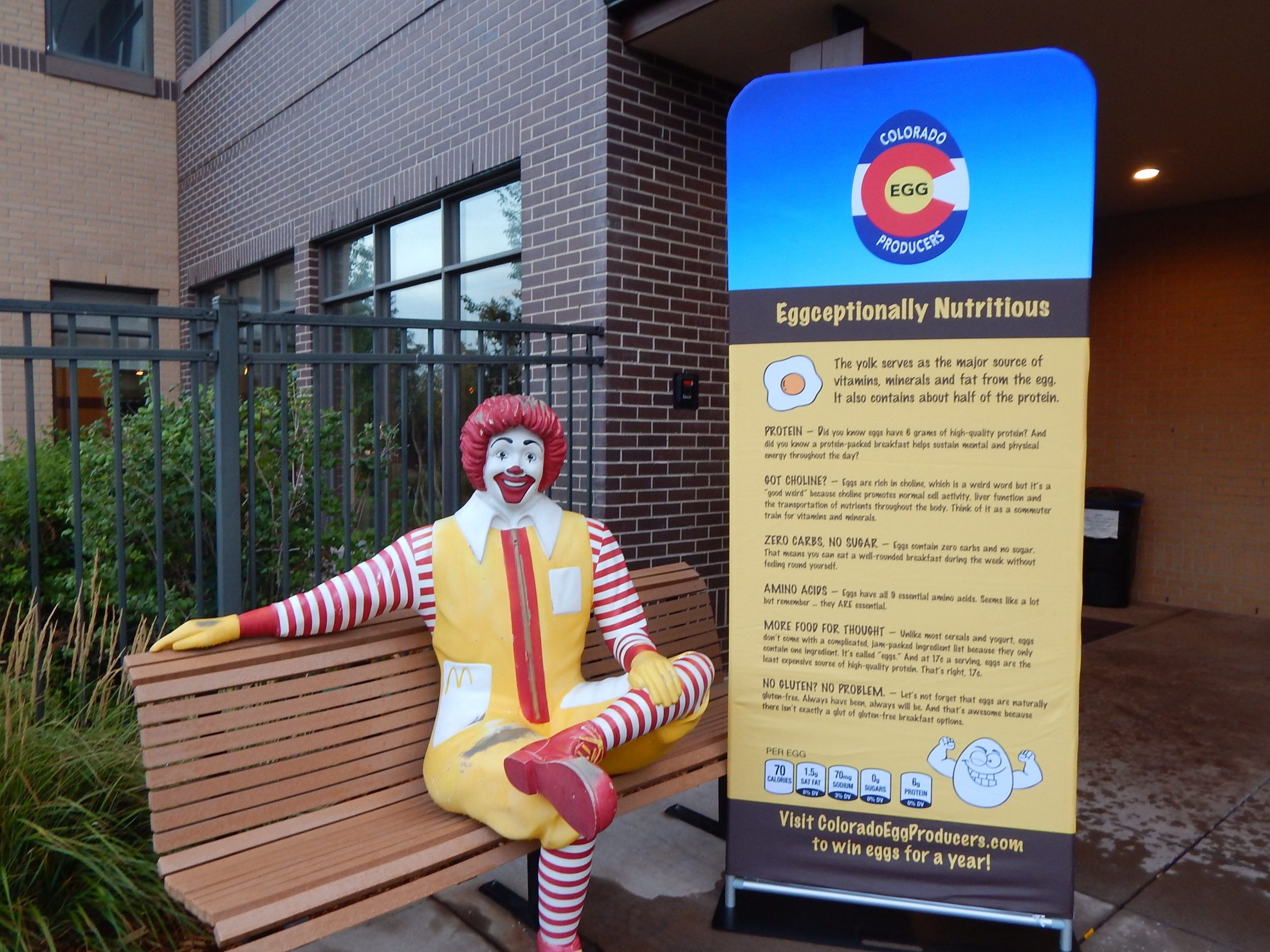 Ronald McDonald House and CEP