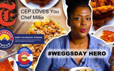 Good Morning America Honors Chef Millie