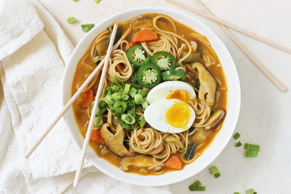 Ramen Noodle Bowls